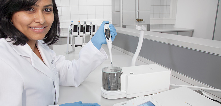 Pipette Training for Optimised Performance
